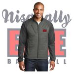 Nisqually Elite Baseball Port Authority Hybrid Soft Shell Jacket.