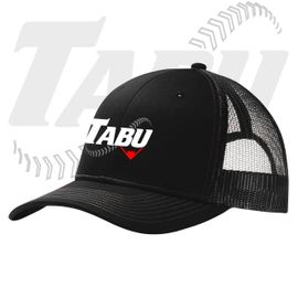 TABU Fastpitch Port Authority Snapback Trucker Cap. C112.