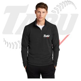 TABU Fastpitch Sport-Tek Lightweight French Terry 1/4-Zip Pullover. ST273.