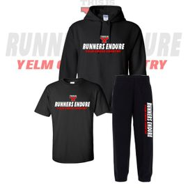 Yelm HS Cross Country SpiritPack.