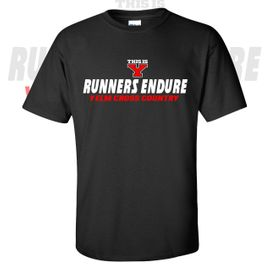 Yelm HS Cross Country T-Shirt.