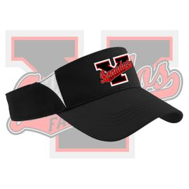 Yelm HS Fastpitch Color block Visor. STC13.
