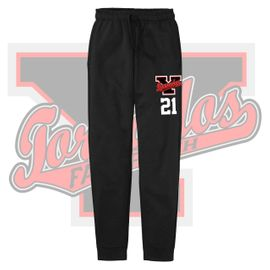 Yelm HS Fastpitch Fleece Joggers.