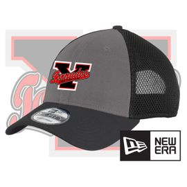 Yelm HS Fastpitch New Era Snapback Contrast Front Mesh Cap. NE204.