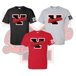 Yelm HS Fastpitch T-Shirt.