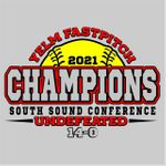 Yelm HS Fastpitch Undefeated Conference Champions Apparel