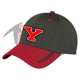 Yelm HS Football New Era Shadow Stretch Heather Colorblock Cap. NE704.