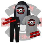 Yelm HS Girls Soccer Colorblock Hooded Sweatshirt SpiritPack.
