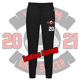 Yelm HS Girls Soccer Joggers.