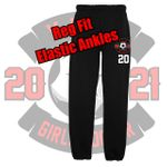 Yelm HS Girls Soccer Sweatpants.