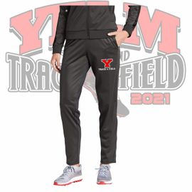 Yelm HS Track & Field Ladies Tricot Track Jogger. LPST95.