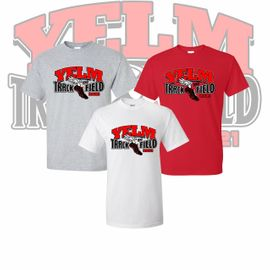 Yelm HS Track & Field T-Shirt.