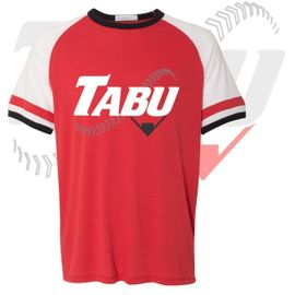 TABU Fastpitch Alternative Vintage Jersey Slapshot Tee. 57812.