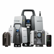 Leica HDS Scanners & SW