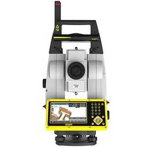 Leica iCON Manual Total Stations