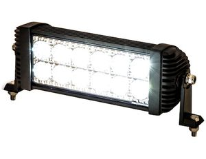 "12.375"" Clear Combination Spot-Flood Light Bar With 12 LED, Buyers 1492150"