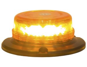 12 LED Low Profile Beacon, Buyers SL551ALP