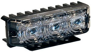 3 LED Clear Projector Light, Buyers 5624433