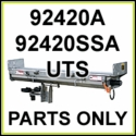 92420A-30A SaltDogg, Direct Drive, 5:1 GR UTG Spreader Parts (Starting S/N 8000 Up)