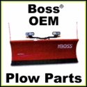 Boss Snow Plow Parts and Spreader Parts