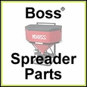 Boss Tail Gate & Hopper Spreader Part Diagrams