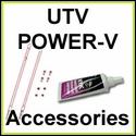 Boss UTV Power-V Accessories