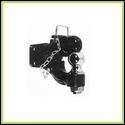 Combination Pintle Hook & Ball Hitches