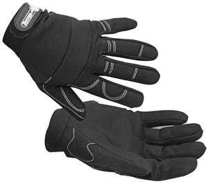 Commercial Work Gloves, X-LARGE, 10 Pair Lot, Buyers 9901010