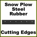 Replacement Cutting Edges for Meyer Snow Plows