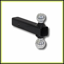 Double Ball Mounts Receiver Hitches