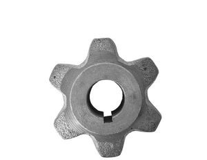 Drive Sprocket, Conveyor 6-Tooth Chute Side Drive Sprocket For D662 Chain, Buyers SaltDogg 1410250