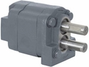 "Dual Shaft Hydraulic Pump 2-1/2"" Gear Buyers HDS36255"