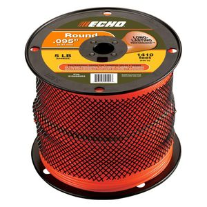 """Round Trimmer Line .095"""", 1410 ft, Spool, Echo-315095053"""