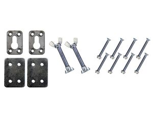 Extra Mounting Hardware Kit for WC100609, Buyers 3801000