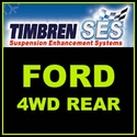 "Ford 4 Wheel Drive ""Rear"" Timbren SES Suspension Kits"