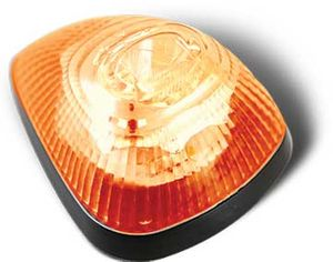 Ford F-250-750 Series, Strobe / Marker Light Set, Amber Lens, Buyers 8892000