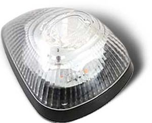 Ford F-250-750 Series, Strobe / Marker Light Set, Clear Lens, Buyers 8892001
