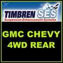"GMC - Chevy 4 Wheel Drive ""Rear"" Timbren SES Suspension Kits"