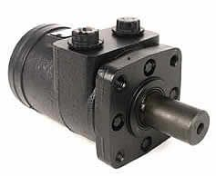 Motor With 4-Bolt Mount/NPT Threads And 2.8 Cubic Inches Displacement, replaces Meyer 60324, Buyers CM004PH