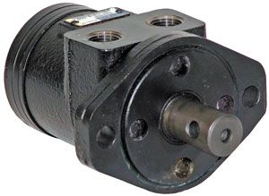 Hydraulic Spreader Motor Spinner, replaces Meyer 60324, Flink 462-1, Swenson 04101-035-00, Char-Lynn 101-1001, Buyers SAM HM004P