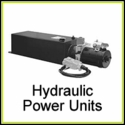 Hydraulic Power Units 12 VDC Dump Truck Snow Plow