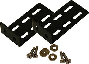 L-Bracket Risers,  Use with 8894047 & 8894037 Light Bars, Buyers 8894050