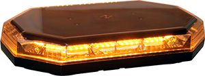 LED Mini Light Bar, Magnetic Mount, 56 SMD LEDs, Buyers 8891060
