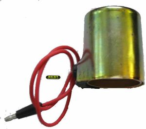 Meyer B Coil, Red Wire, P/N 15382C