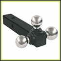 Multi-Ball Hitches, Receiver Mount