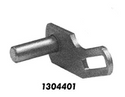 Pivot Pin, PS, replaces Western 67977, Buyers SAM 1304401