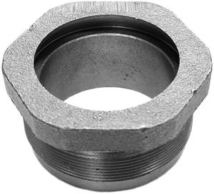 "Ram Packing Nut, 1 1/2"", replaces Meyer 07805, Buyers SAM 1305110"