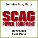 Scag Lawn Mower Parts