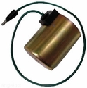 """Snow Plow A Coil, 3/8"""", Blk Wire, replaces Meyer 15392, Buyers SAM 1306016"""