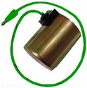 Snow Plow C Coil, Green Wire, replaces Meyer 15430, 1306060